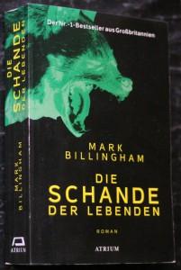 náhled knihy - Die shande der lebenden