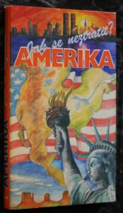 náhled knihy - Jak se neztratit?. Amerika