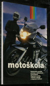 náhled knihy - Motoškola : učebnice pro žadatele o řidičské oprávnění skupiny AM, A1 a A