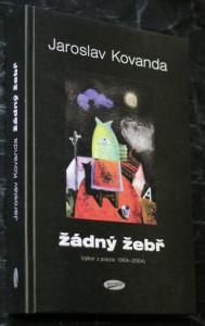 náhled knihy - Žádný žebř : (výbor z poezie 1969-2004)