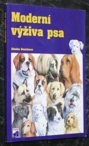 náhled knihy - Moderní výživa pro psa