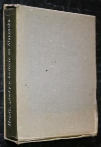 náhled knihy - Hrady, zámky a kaštiele na Slovensku