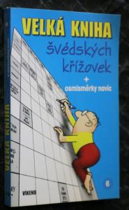 náhled knihy - Velká kniha švédských křížovek + osmisměrky navíc