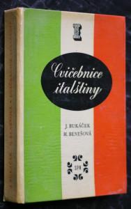 náhled knihy - Cvičebnice italštiny