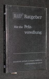 náhled knihy - BASF Ratgeber für die Pelzveredlung
