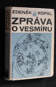 náhled knihy - Zpráva o vesmíru