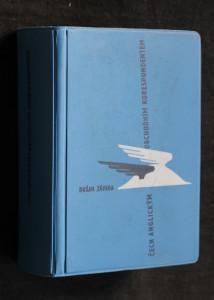 náhled knihy - Čech anglickým obchodním korespondentem