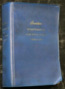 náhled knihy - Junckers wörterbuch der deutschen sprache