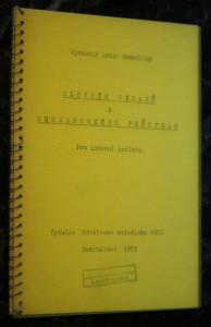 náhled knihy - Slovník výrazů z gumárenského průmyslu. Pro interní potřebu