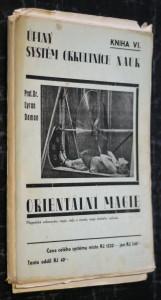 náhled knihy - Úplný systém okultních nauk, kniha VI. Orientální magie