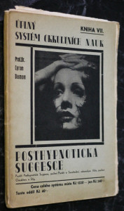 náhled knihy - Úplný systém okultních nauk, kniha VII. Posthypnotická suggesce
