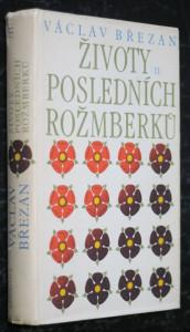 náhled knihy - Životy posledních Rožmberků II. díl