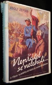 náhled knihy - Nepřátel se nelekali : o třech slavných bitvách za svobodu národa