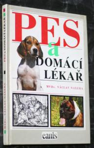 náhled knihy - Pes a domácí lékař