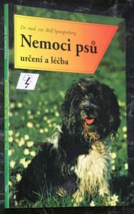 náhled knihy - Nemoci psů : určení a léčba