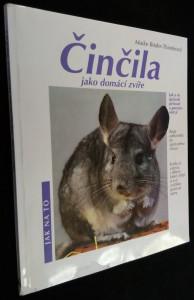 náhled knihy - Činčila jako domácí zvířata : jak o ně správně pečovat a jak jim porozumět : rady odborníka ke správnému chovu