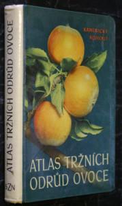 náhled knihy - Atlas tržních odrůd ovoce