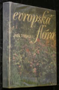 náhled knihy - Evropská flóra