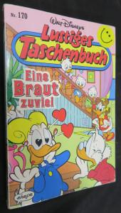 náhled knihy - Lustiges Taschenbuch, číslo 170