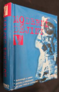 náhled knihy - Moderní dějiny v kostce