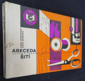 náhled knihy - Abeceda šití