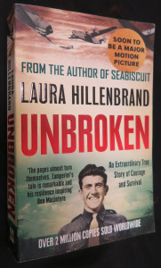 náhled knihy - Unbroken: An Extraordinary True Story of Courage and Survival