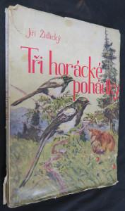 náhled knihy - Tři horácké pohádky