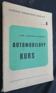 náhled knihy - Automobilový kurs