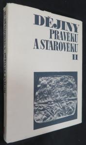 náhled knihy - Dějiny pravěku a starověku II. díl