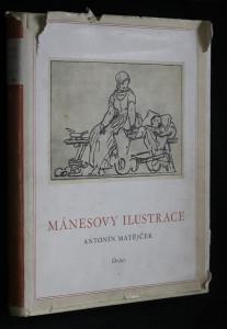 náhled knihy - Mánesovy ilustrace : Národní písně : Rukopis královédvorský