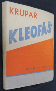 náhled knihy - Krupař Kleofáš : kapitola z maloměstské kroniky