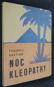 náhled knihy - Noc Kleopatry