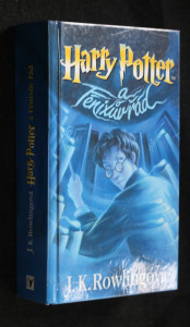 náhled knihy - Harry Potter a Fénixův řád