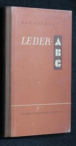 náhled knihy - Leder-ABC