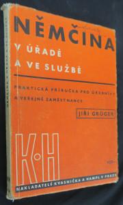 náhled knihy - Němčina v úřadě a ve službě : praktická příručka pro úředníky a veřejné zaměstnance