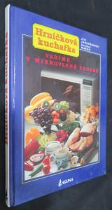 náhled knihy - Hrníčková kuchařka : vaříme v mikrovlnné troubě