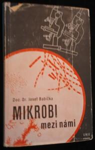náhled knihy - Mikrobi mezi námi