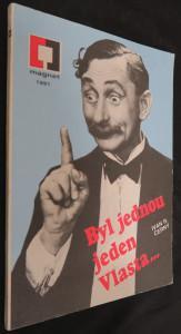 náhled knihy - Byl jednou jeden Vlasta ...  o králi českých komiků Vlastovi Burianovi