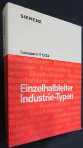 náhled knihy - Einzelhalbleiter Industrie-Typen