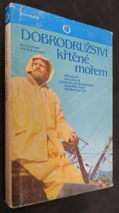 náhled knihy - Dobrodružství křtěné mořem : Příběhy prvního československého osamělého mořeplavce