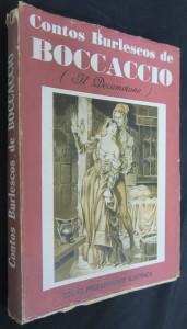 náhled knihy - Contos Burlescos De Boccaccio (Il Decamerone)