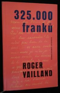 náhled knihy - 325 000 franků