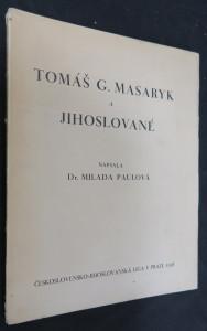 náhled knihy - Tomáš G. Masaryk a Jihoslované