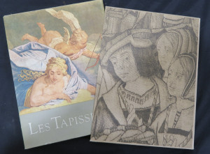náhled knihy - Les Tapisseries des collections Tchécoslovaques