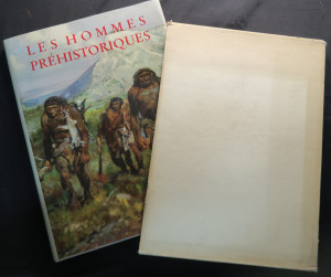 náhled knihy - Les hommes préhistoriques