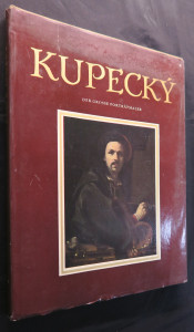 náhled knihy - Kupecký - der grosse Porträtmaler des Barocks