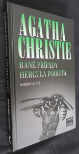 náhled knihy - Rané případy Hercula Poirota