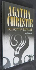 náhled knihy - Poirotova pátrání