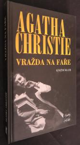náhled knihy - Vražda na faře