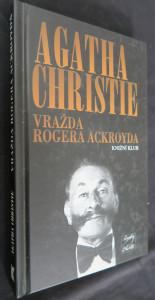 náhled knihy - Vražda Rogera Ackroyda